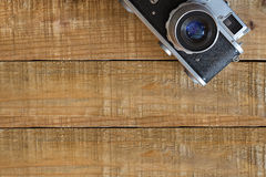 Vintage camera d Royalty Free Stock Photo