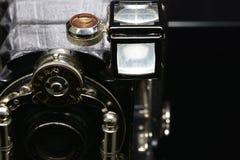 Vintage Camera Ernemann Stock Photo