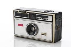 Vintage camera isolated on white background ,. Retro camera Royalty Free Stock Photos