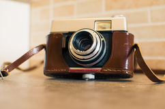 Old fashioned lenses Royalty Free Stock Photography
