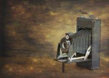 Vintage Camera. Royalty Free Stock Photography