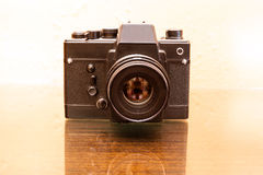 Vintage camera. Stock Images