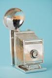Vintage camera ornament Stock Photography
