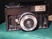 Vintage camera. Retro. stock image