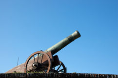 Vintage cannon Royalty Free Stock Image