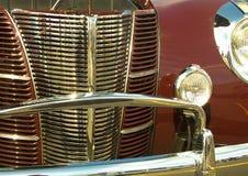 Vintage Car. Antique car show Stock Photos