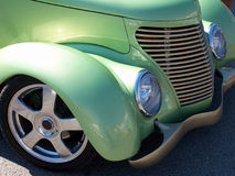 Vintage Car. A vintage car Royalty Free Stock Photography