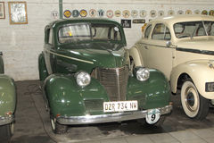 Vintage Car 1939 Chevrolet Coupe stock images