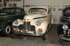 Vintage Car 1940 Chevrolet Coupe Stock Photography