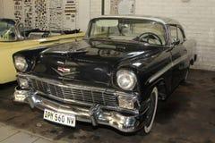 Vintage Car 1956 Chevrolet Hardtop Coupe stock photo