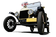 Vintage car Royalty Free Stock Images