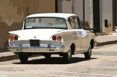 Vintage car. royalty free stock image