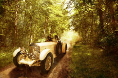 Free Vintage Car Royalty Free Stock Photo - 40466805