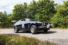 Vintage car Alfa Romeo GTV 2000 Stock Photo