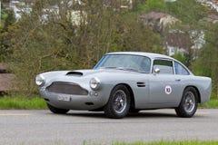 Vintage car Aston Martin Royalty Free Stock Image