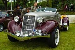 Vintage car Auburn 852 Speedster. Stock Photography