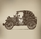 Vintage Car Stock Photos