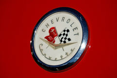 Vintage Car Brand Royalty Free Stock Photo