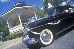 Vintage car in  Cape May, New Jersey Stock Photo