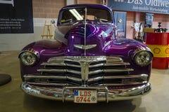Vintage car Chevrolet Fleetmaster. Royalty Free Stock Photo