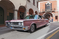Vintage car Chrysler 300 Stock Photos