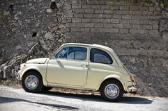 Vintage car. Royalty Free Stock Photography