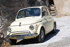 Vintage car. Royalty Free Stock Photo