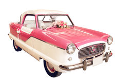 Free Vintage Car Decorated Royalty Free Stock Photo - 23604625
