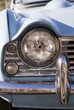 Vintage car detail Royalty Free Stock Photos