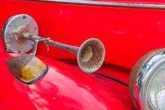 Vintage Car Detail Stock Photo