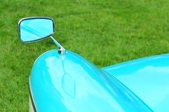 Vintage car detail Royalty Free Stock Image