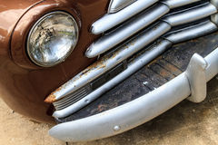 Vintage Car details Royalty Free Stock Images