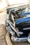Vintage car details Stock Images