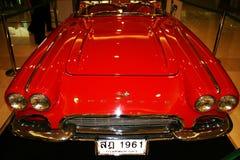 Vintage car on display, Thailand. Stock Photos