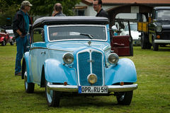 Vintage car DKW F7 Royalty Free Stock Images