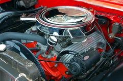Vintage Car Engine Royalty Free Stock Image