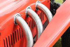 Free Vintage Car Engine Stock Image - 9200091