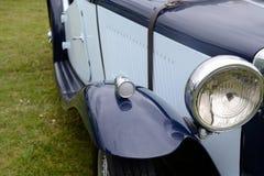 Vintage car exterior Royalty Free Stock Photo