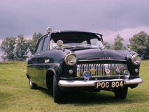 Vintage car (Ford Consul) Stock Image