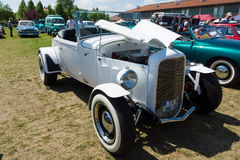 Vintage car Ford Model A Coupe Hot Rod Royalty Free Stock Image