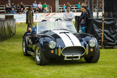Vintage car Ford / Shelby AC Cobra. Stock Photography