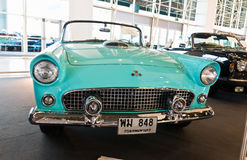 Vintage car Ford Thunderbird Stock Image
