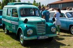 Vintage car Framo V901-2 Stock Photos