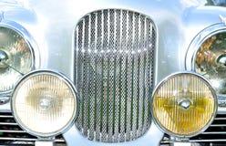 Vintage car Royalty Free Stock Photos