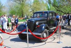 Vintage car GAZ-M-1 Stock Image