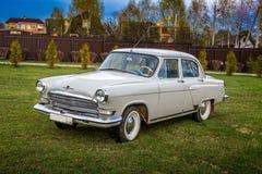 Vintage car GAZ M21 Volga Stock Photography