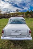 Vintage car GAZ M21 Volga Royalty Free Stock Image