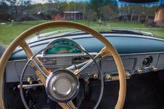 Vintage car GAZ M21 Volga Royalty Free Stock Photography