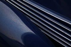 Vintage car grille Stock Images