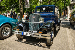 Vintage car Hanomag 4/23 PS. Stock Photography